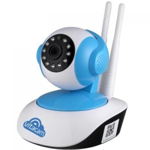 Camera IP Wifi độ phân giải FullHD 1080P Vitacam VT1080