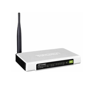 TP-Link TL-WR740ND Wireless Lite N Router 4port