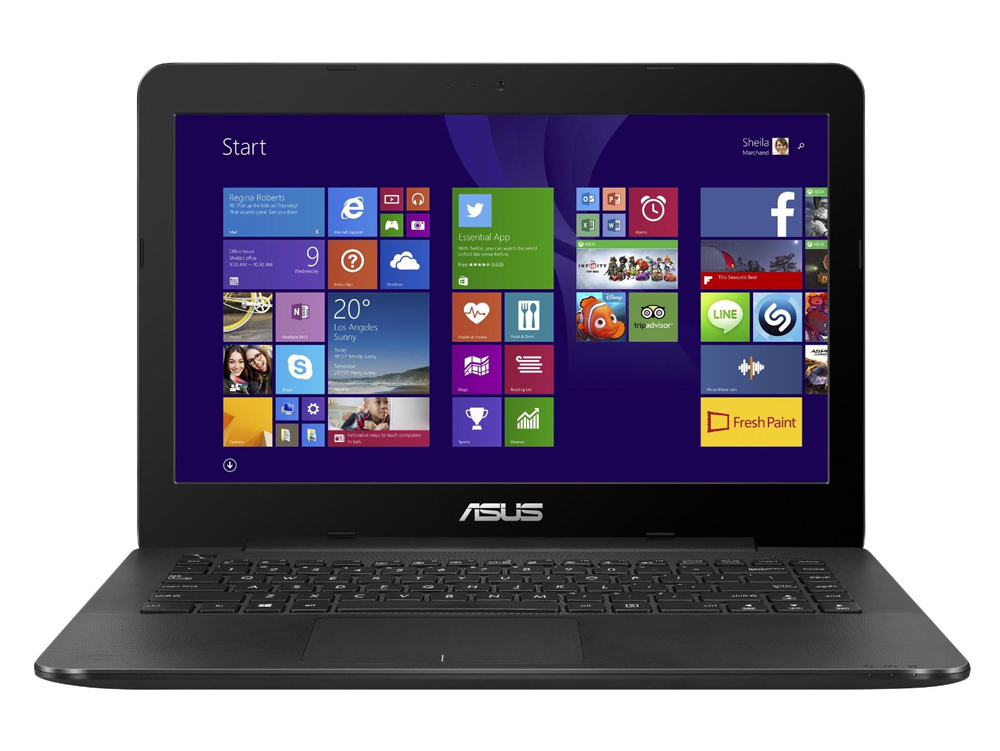 Asus F454LA-WX390D (Intel Core i3-4005U 1.7GHz, 4GB RAM, 500GB HDD, VGA Intel HD Graphics 4400, 14.1 inch,Free OS)
