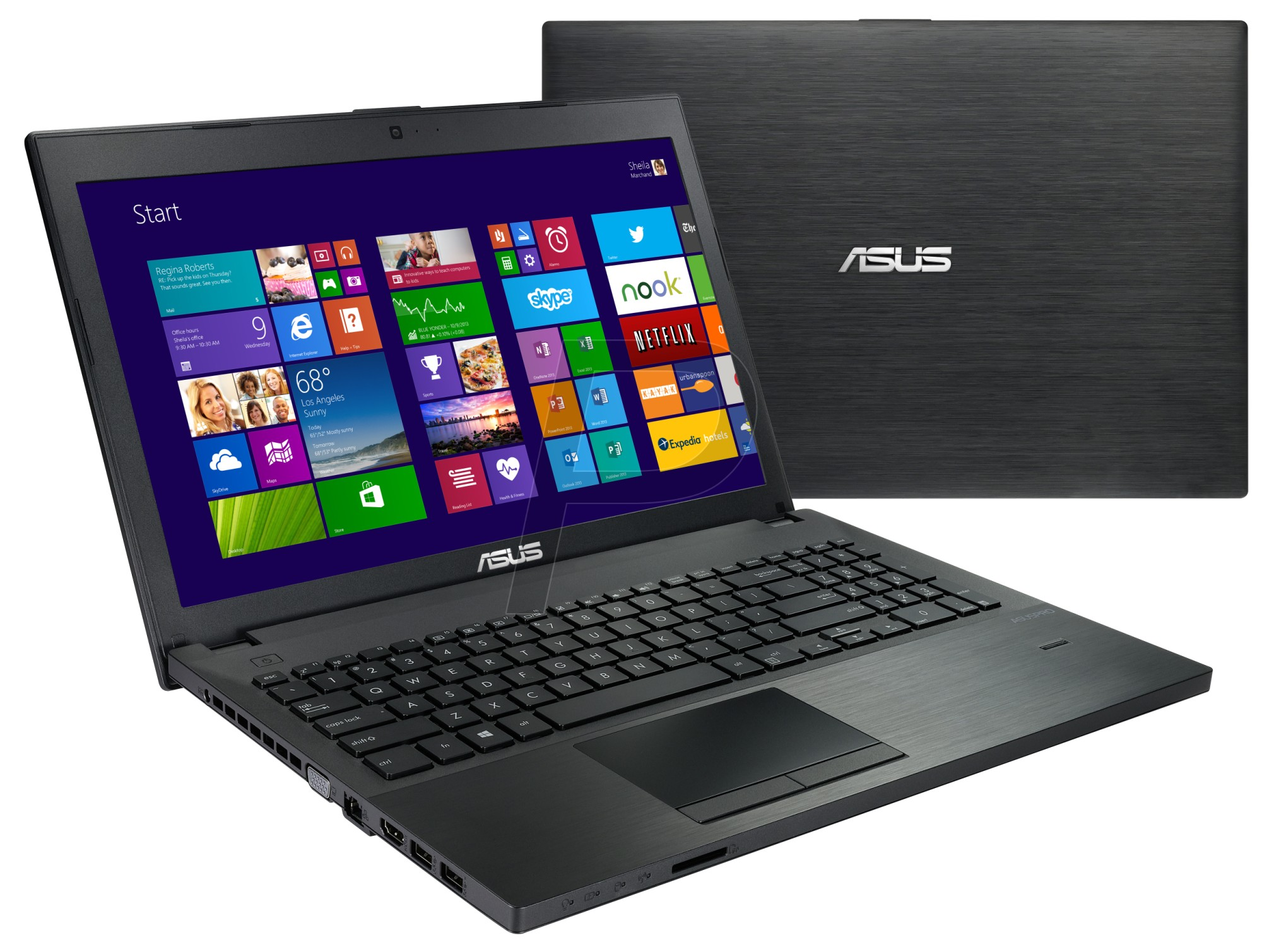 Asus PU401LA-WO139D (Intel Core i5-4210U 1.7GHz, 4GB RAM, 500GB HDD, VGA Intel HD Graphics 4400, 14 inch, Free Dos)