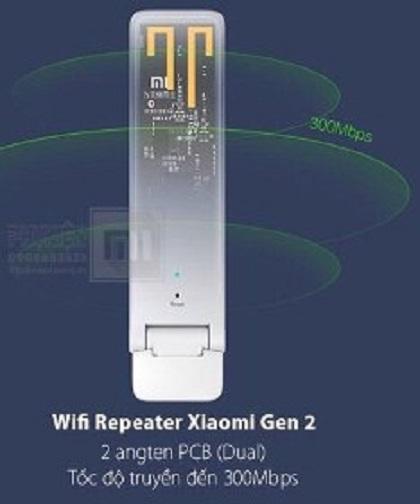 Thiết bị kích sóng Wifi Xiaomi Gen2