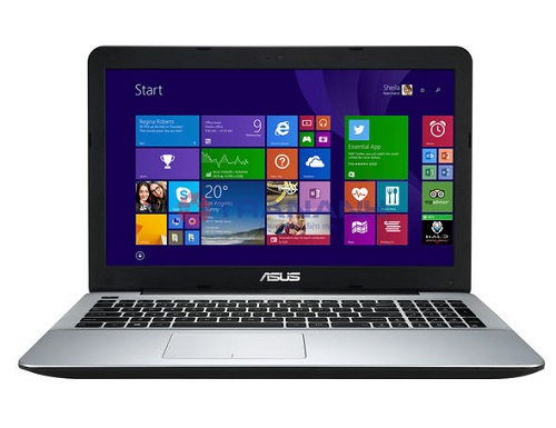 Asus F555LF-XX168D (Intel Core i7-5500U 2.4Ghz, 4GB RAM, 1TB HDD, VGA NVIDIA GeForce 930M, 15.6 inch, Win 7)