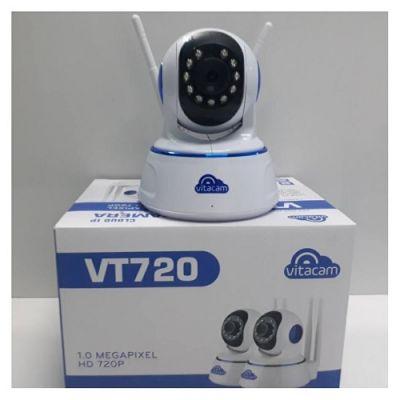 Camera IP Wifi độ phân giải HD720P Vitacam VT720