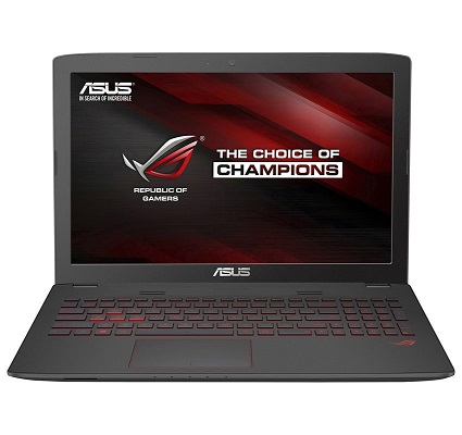 Asus GL552VX-DM143D Core i5-6300HQ