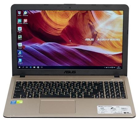 Asus X540LJ-XX014D (Intel Core i3-4005U 1.7GHz, 4GB RAM, 500GB HDD, VGA NVIDIA GeForce 920M, 15.6 inch, Win 7 )