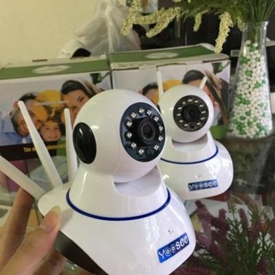 Hướng dẫn Cài đặt và sử dụng camera YOOSEE