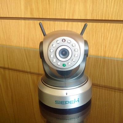 Hướng Dẫn Cài Đặt Camera Quan Sát Wifi SIEPEM