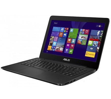 Asus X455LA- (Intel Core i3-4005U 1.7GHz, 4GB RAM, 500GB HDD, VGA Intel HD Graphics, 14 inch, Win 8)