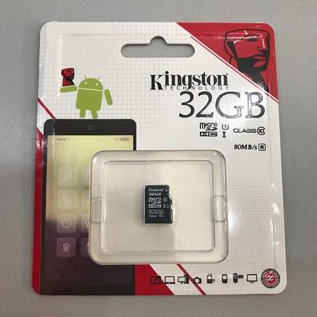 Thẻ nhớ MicroSD Kingston 32 GB