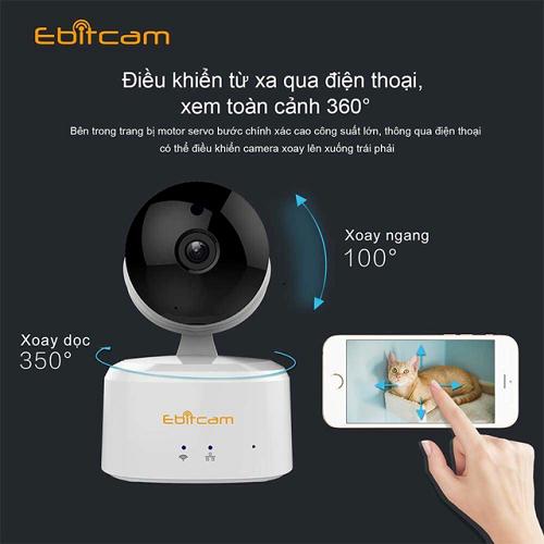 Hướng dẫn cài đặt và sử dụng Ebitcam trên Smartphone