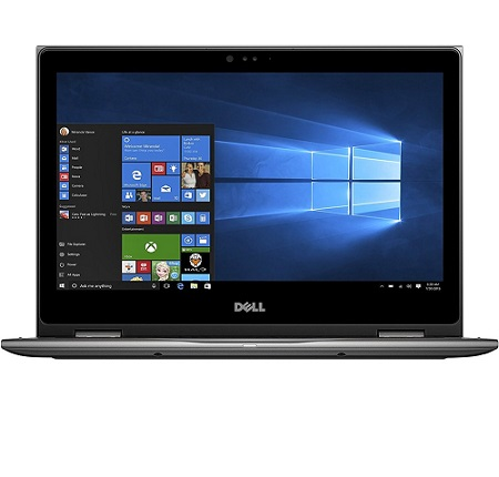 Dell Inspiron 13 5378 (Intel Core i5-7200U 2.5GHz, 8GB RAM, 1TB HDD, VGA 620, 13.3 inch Touch Screen, Win10)