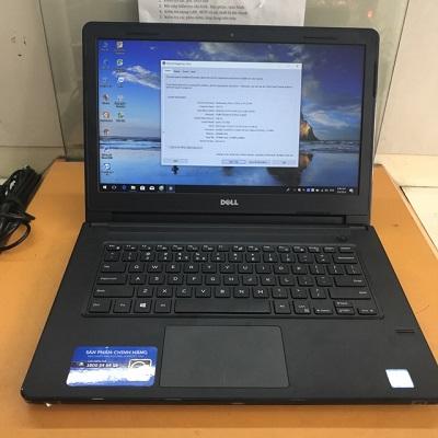 Dell Vostro V3468 (Intel Core i3-7100U 2.4GHz, 4GB RAM, 1TB HDD, VGA Intel HD Graphics 620, 14 inch, Win 10)