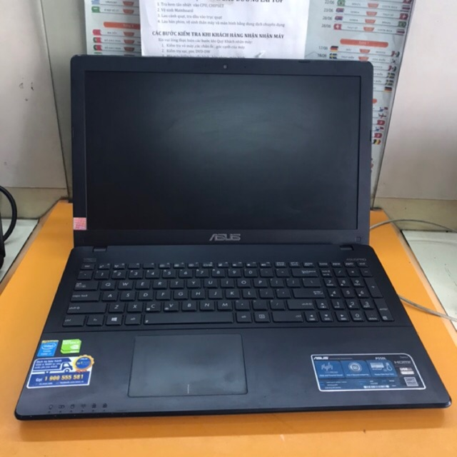 Asus P550LD Intel Core i7 4500U