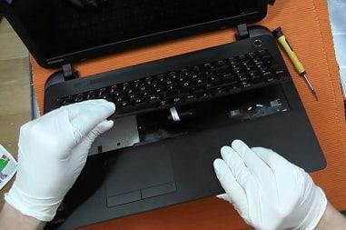 Sửa chữa thay bàn phím Laptop